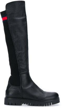 Tommy Jeans Knee-High Boots