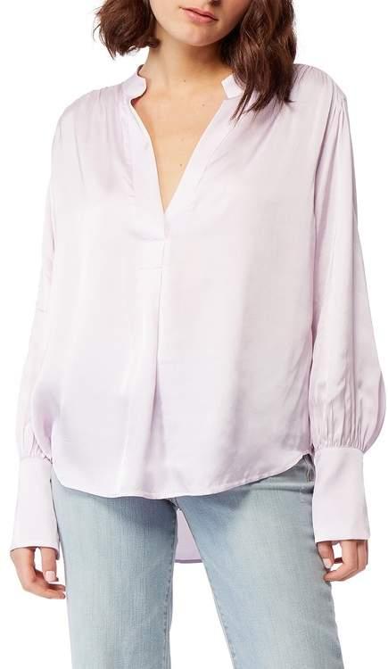 c86e88c69b0222 Lavender Long Sleeve Top - ShopStyle