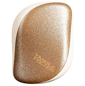 Tangle Teezer Compact Styler Glitter Gold - Christmas Limited Edition
