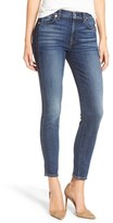 7 For All Mankind Ankle Skinny Jeans (Medium Shadow Blue)