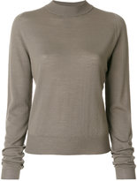 Rick Owens biker lupetto sweater - women - Virgin Wool - S