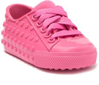 Mini Melissa Mini Polibolha III Sneaker (Toddler)