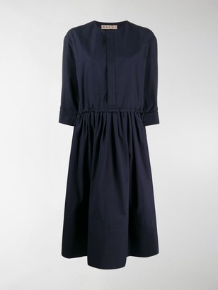 Marni Midi Shirt Dress
