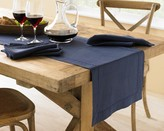 Williams-Sonoma Washed Linen Table Runner
