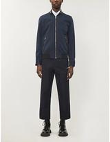 The Kooples Regular-fit stretch-cotton jacket