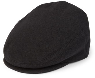 Saks Fifth Avenue COLLECTION Classic Wool Ivy Cap