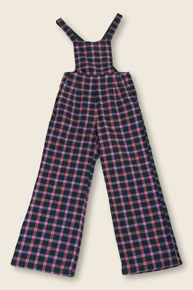 Ace&Jig Auggie Overall Print Jumpsuit - s