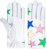 Faith Connexion star gloves - women - Lamb Skin/Alpaca - 7