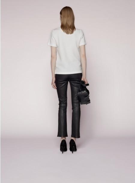 Proenza Schouler Neoprene Pocket T-Shirt