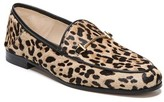 Sam Edelman Women's Lior Genuine Calf Hair Loafer