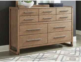 Orren Ellis cornelio 10 Drawer Double Dresser