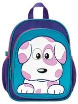 "Rockland 12.5"" Junior My First Kids Backpack - Dog"