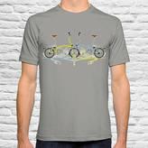 Brompton Wyatt9 Bicycle T Shirt
