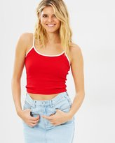 All About Eve Camellia Tank