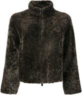 Drome zipped reversible jacket