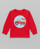 Swag Red Gift Personalized Tee - Toddler & Boys