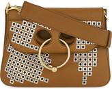 J.W.Anderson Pierce medium studded leather shoulder bag
