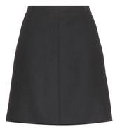 Tomas Maier Wool-blend skirt