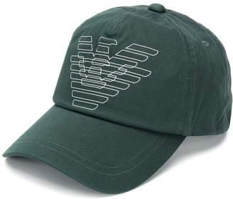 Emporio Armani logo hat