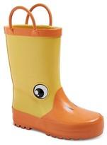 Cat & Jack Toddler Boys' Duff Rain Boots Cat & Jack - Yellow