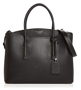 Kate Spade Margaux Large Leather Satchel