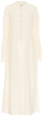 Jil Sander Midi shirt dress
