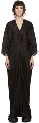 Rick Owens Black Nouveau Larry Gown
