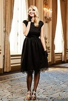 Shabby Apple Alice Dress Black