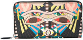 Givenchy Crazy Cleopatra zipped wallet