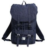 Herschel Select Little America Leather Detailed Backpack