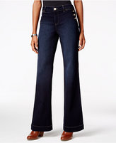 Style&Co. Style & Co. Sailor Rinse Wash Bootcut Jeans, Only at Macy's