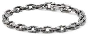David Yurman Shipwreck Chain Bracelet, 6Mm