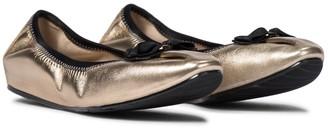Salvatore Ferragamo My Joy leather ballet flats