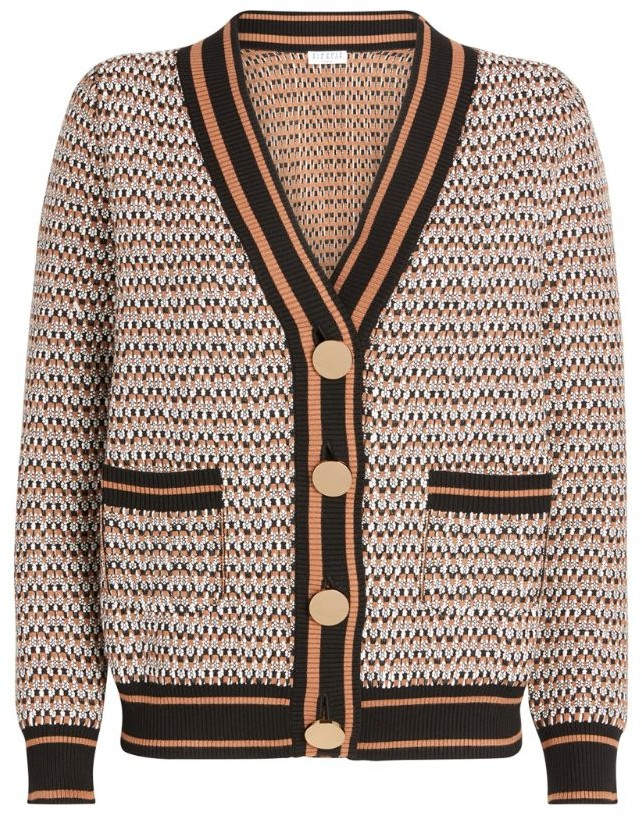 Claudie Pierlot Tweed Cardigan