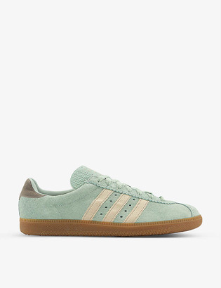 adidas Padiham Spezial suede low-top trainers