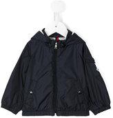 Moncler hooded coat - kids - Cotton/Polyamide - 3-6 mth