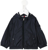 Moncler hooded coat - kids - Cotton/Polyamide - 9-12 mth