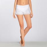 OndadeMar Cotton Eyelet Shorts