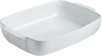Pyrex Signature Ceramic Rectangular Roaster Oven Dish
