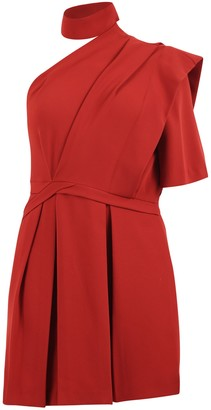 IRO Fundi One-Shoulder Mini Dress