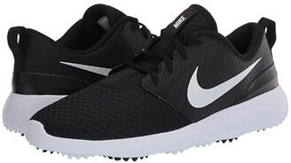 Nike Roshe G (Black/Metallic White/White) Women's Golf Shoes