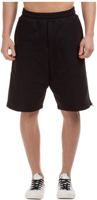 McQ Logo Stripe Shorts