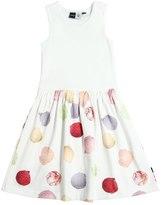 Molo Ice Cream Print Cotton Jersey Dress