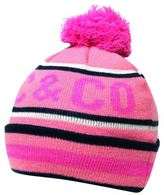 Soul Cal SoulCal Kids Hail Igloo Hat Junior Stretch Knit Snow Winter Warm Accessories