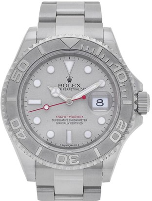 Rolex 2008 pre-owned Yacht-Master 40mm