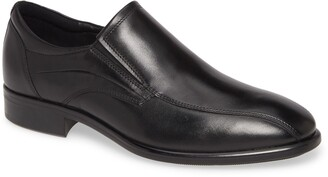 Ecco City Tray Bike Toe Slip-On