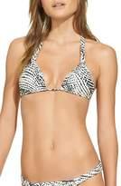 Vix Paula Hermanny Pearl Black Bia Bikini Top