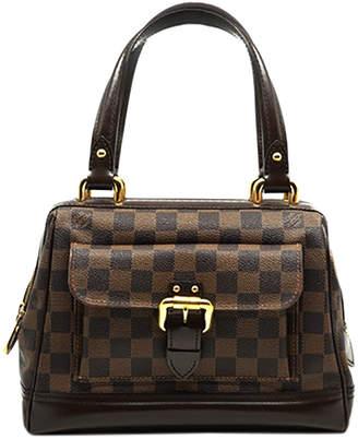 Louis Vuitton Damier Ebene Canvas Knightsbridge Bag