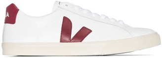 Veja Esplar logo-appliqued leather sneakers