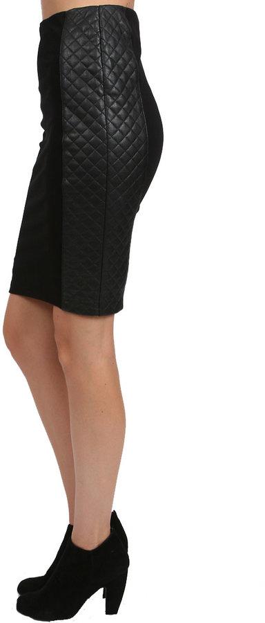 Bailey 44 Spyware Skirt in Black